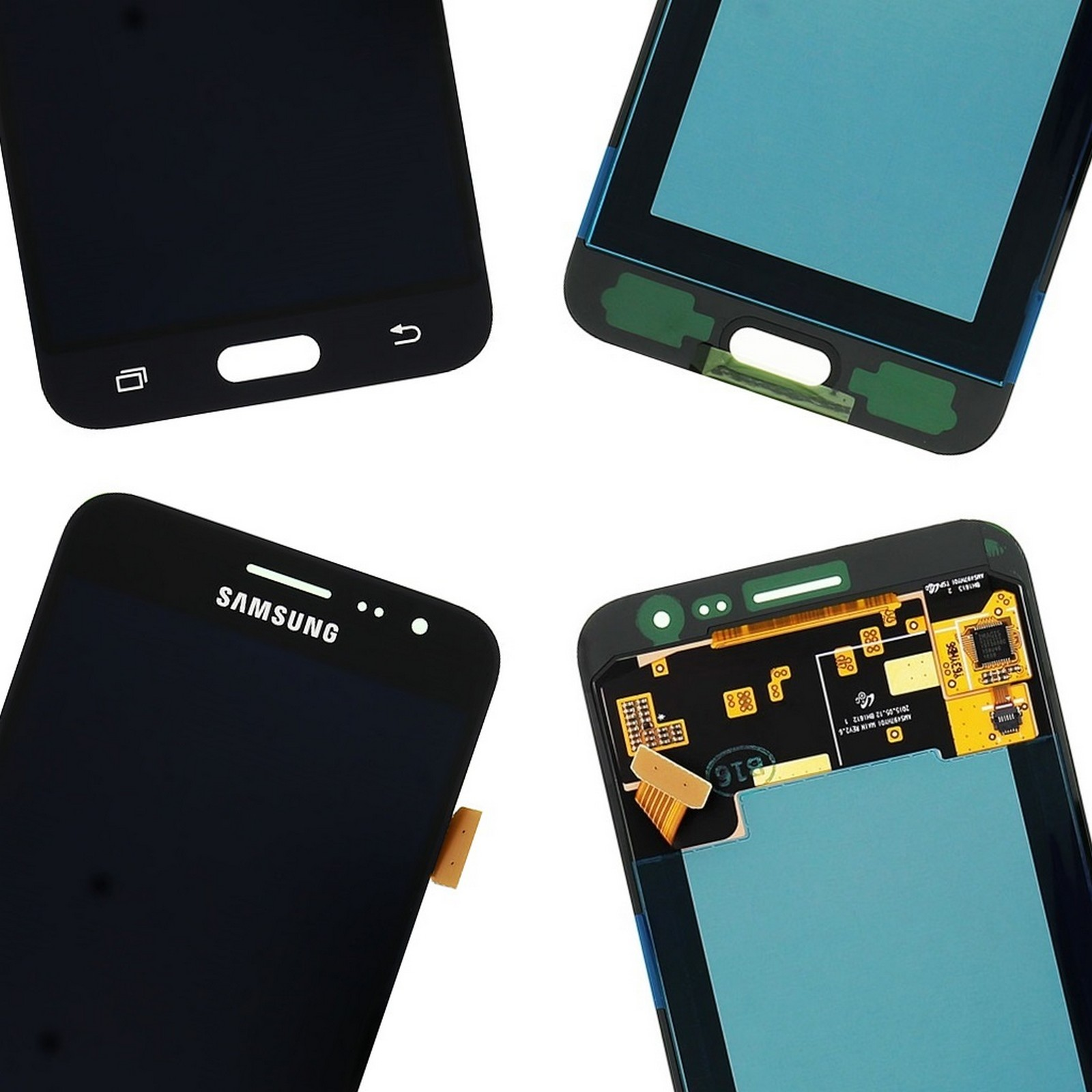 how to change lcd samsung j3 2016