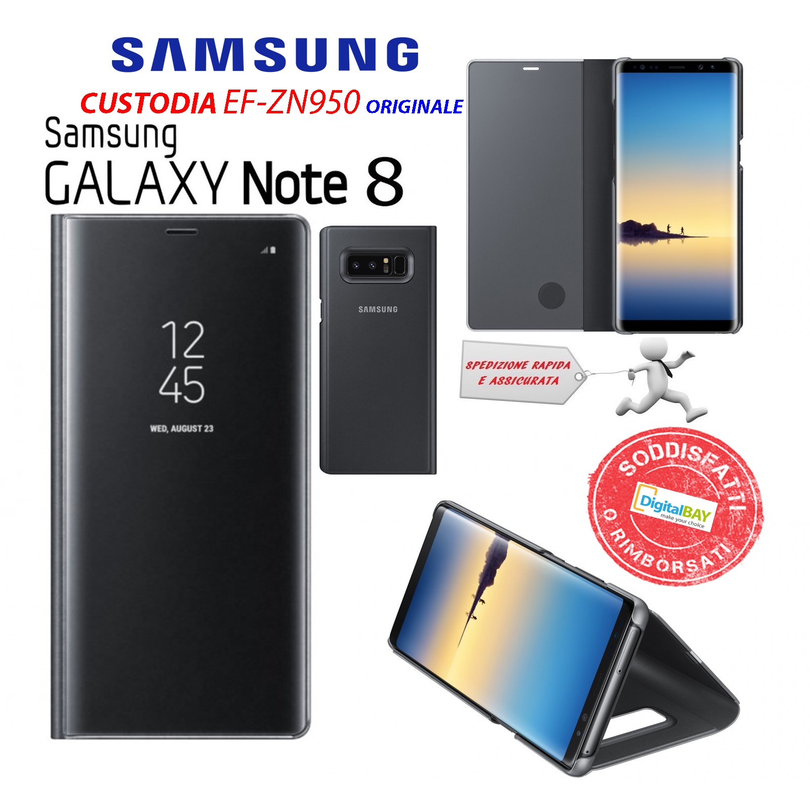 custodia galaxy note 8