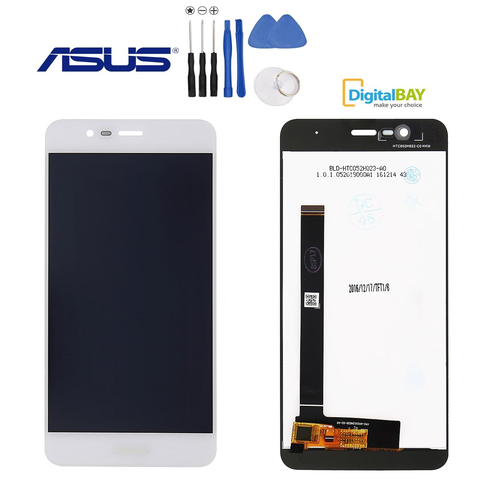 Lcd-Screen-Display-Touch-Schermo-Originale-Bianco-per-Asus-Zenfone-3-Max-ZC520TL