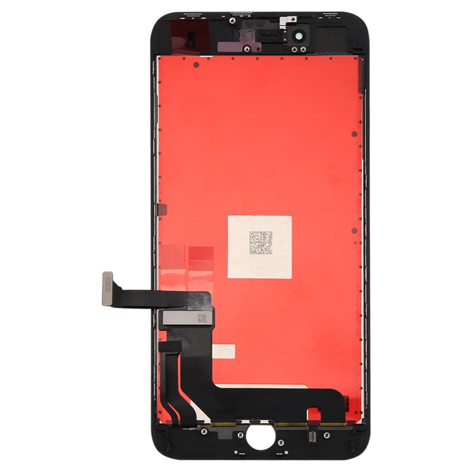iphone 8 plus scrittura su schermo
